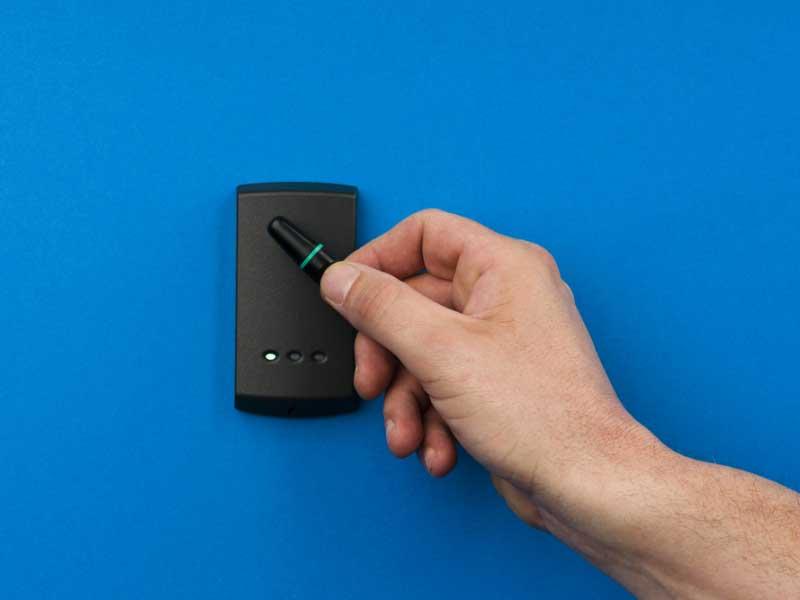 Access Control Keyfob Reader
