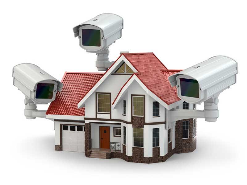 Home CCTV Camera Installation