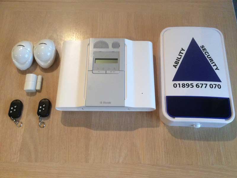 Wireless Intruder Alarm Kit