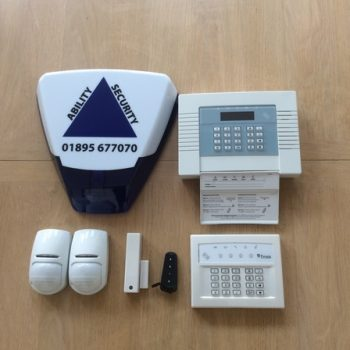 Middlesex Alarms and Security